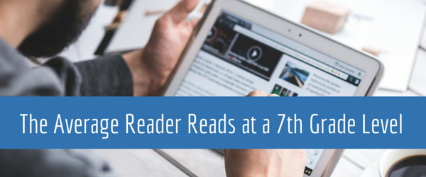 Readability - Why Content Marketers Need to Use